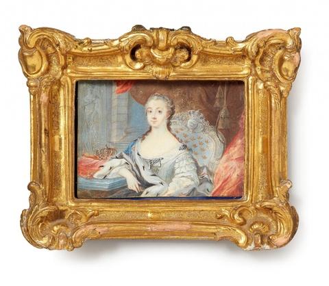 Bildnis der Königin Luisa Ulrika von Schweden -