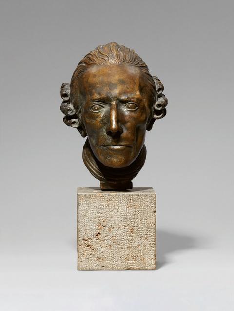 Büste Friedrichs II. -