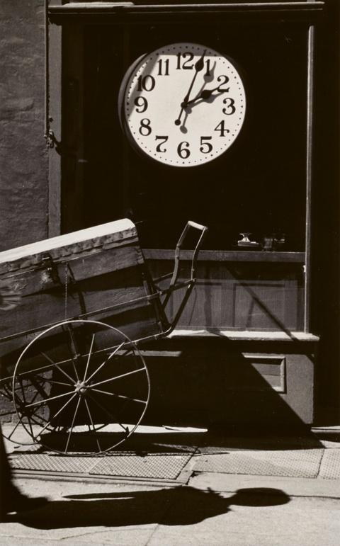 André Kertész - Christopher Street, New York