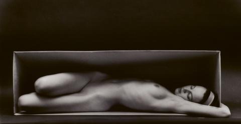 Ruth Bernhard - In the Box - Horizontal