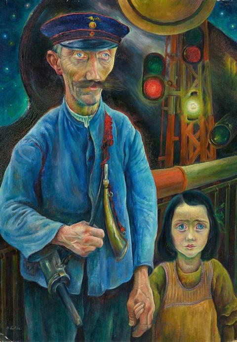 Albert Birkle - Der Bahnwärter
