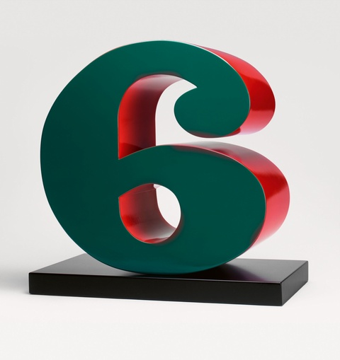 Robert Indiana - Six