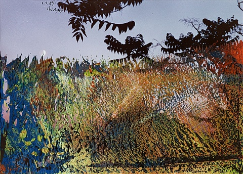 Gerhard Richter - 8.1.89