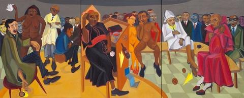 Richard Mudariki - The new church