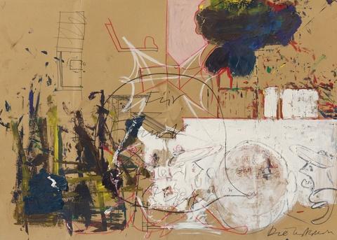 Dieter Roth - Untitled (Tischmatten)