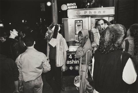 Arno Fischer - New York