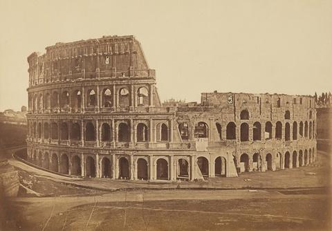 Tommaso Cuccioni, attributed to - Colosseum