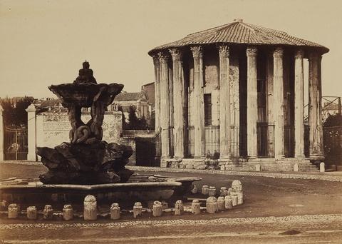 Tommaso Cuccioni - Temple of Vesta