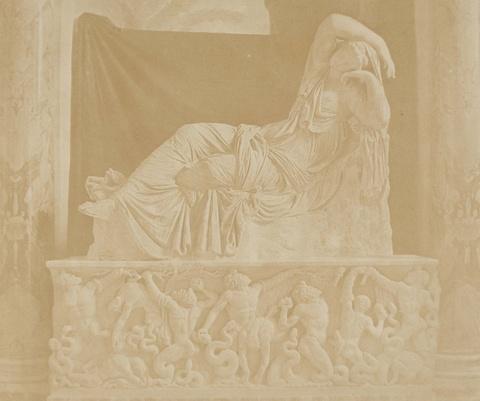 Giacomo Caneva - Skulpturen, Vatikanische und Kapitolinische Museen
