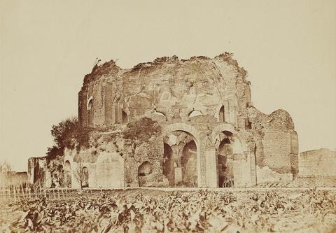 Anonymous - Temple of Minerva Medica