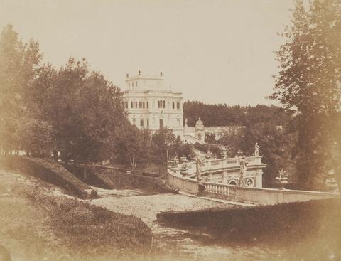 Giacomo Caneva - Villa Doria Pamphilj