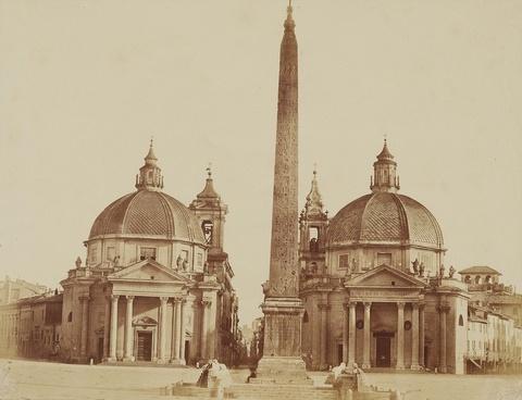 Anonymous - Piazza del Popolo