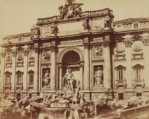 Anonymous - Trevi Fountain