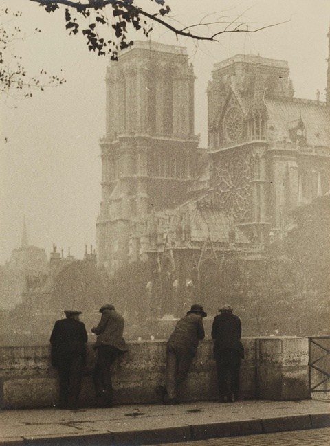 August Kreyenkamp - Paris