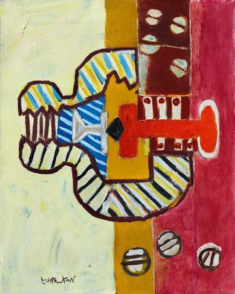 Roy Lichtenstein - The Valve