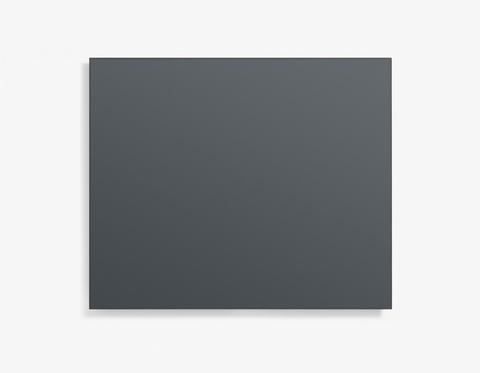 Gerhard Richter - Grauer Spiegel (Reminiszenz)