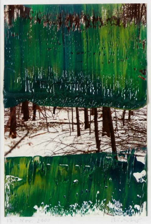 Gerhard Richter - 13. Nov 2000