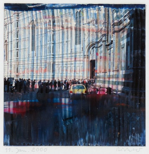 Gerhard Richter - 11. Jan. 2000 (Firenze)