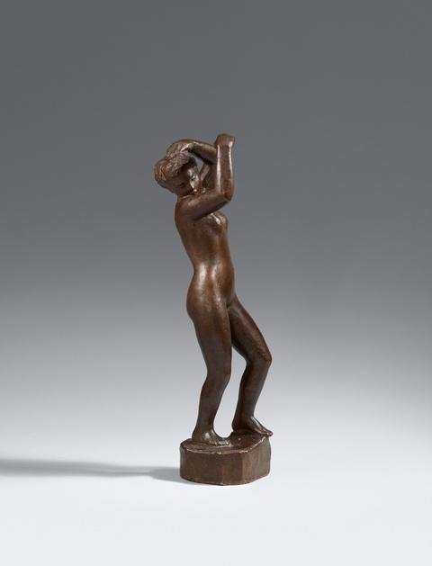 Georg Kolbe - Statuette 1 (Statuette mit erhobenen Armen)