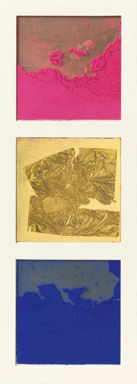 Yves Klein - Ohne Titel (Aus: Edition Original I)
