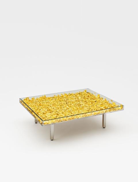 Yves Klein - Table d'Or