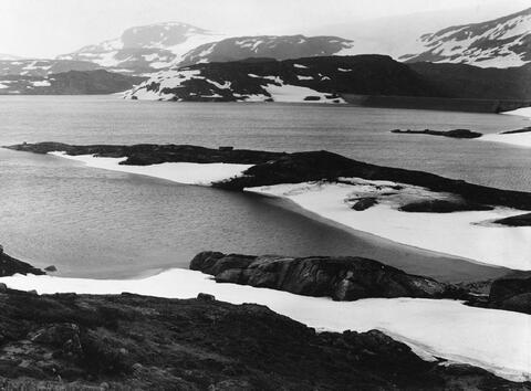 Albert Renger-Patzsch - Norwegisches Hochgebirge