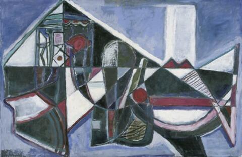 Joseph Fassbender - Komposition II
