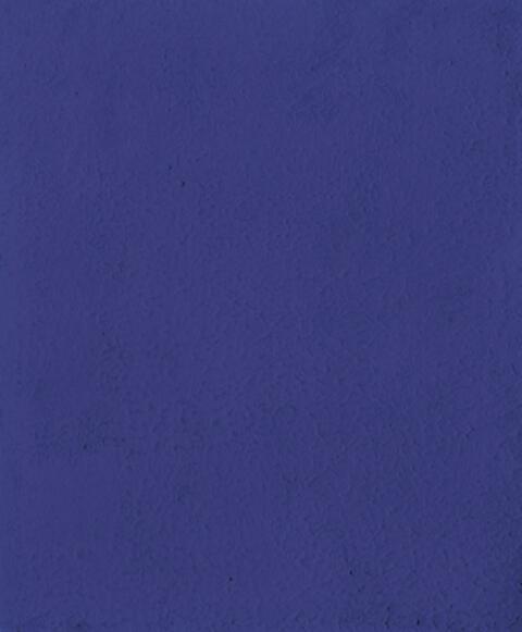 Yves Klein - IKB (Mediterranean Blue)