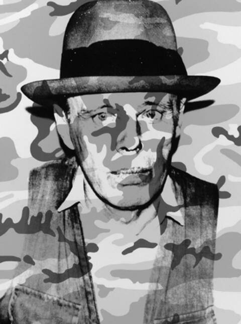 Mappenwerk - Für Joseph Beuys. Dreissig internationale Künstler unserer Zeit ehren Joseph Beuys