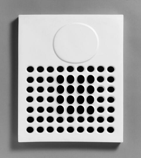 Victor Vasarely - Laika