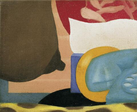 Tom Wesselmann - Study for bedroom painting # 11