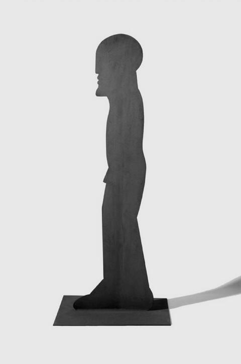 Horst Antes - Figur 1000