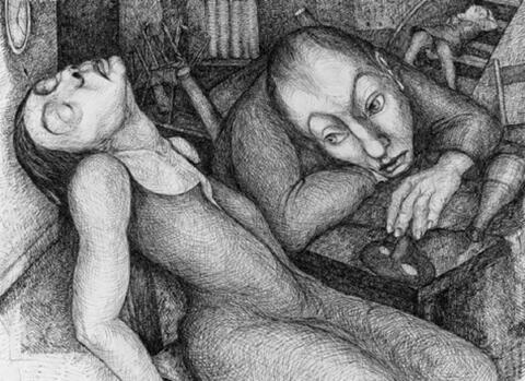 Marta Worringer - Fastnacht