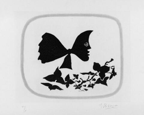 Georges Braque - Ohne Titel
