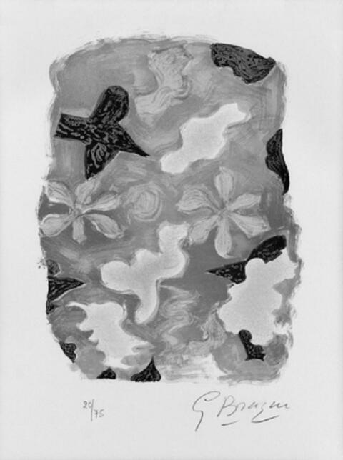Georges Braque - La sorgue