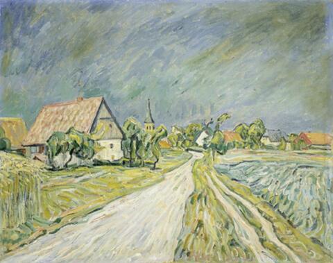 Theo von Brockhusen - Bauernhäuser