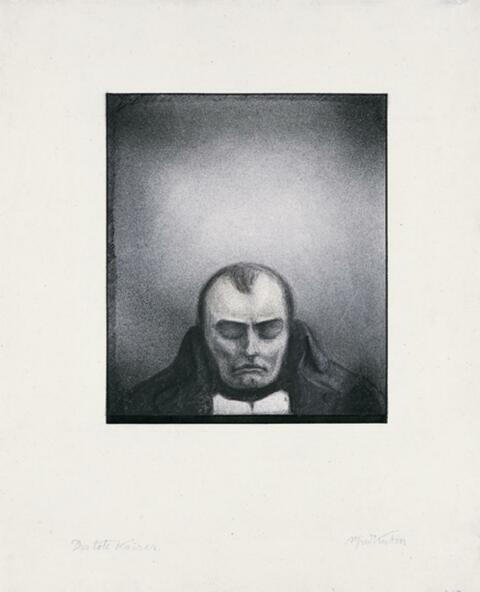 Alfred Kubin - Der tote Kaiser