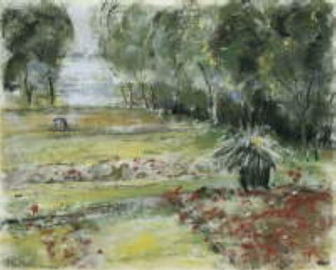 Max Liebermann - Garten am Wannsee