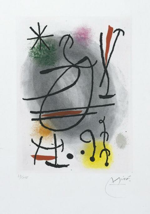 Mappenwerk - Jean Cassou. Vingt-deux poèmes