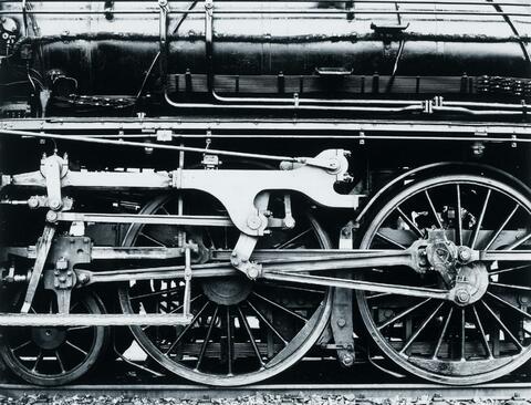 Peter Keetman - Lokomotive Lindau