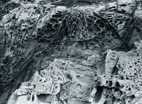 Albert Renger-Patzsch - Sandsteinverwitterung in der Bretagne