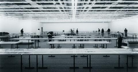 Andreas Gursky - Centre Pompidou