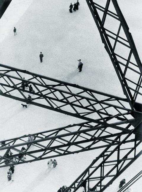 Wolfgang Fritz - Eiffelturm