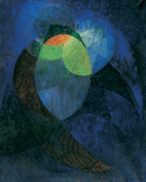 Joseph Lacasse - Composition abstraite