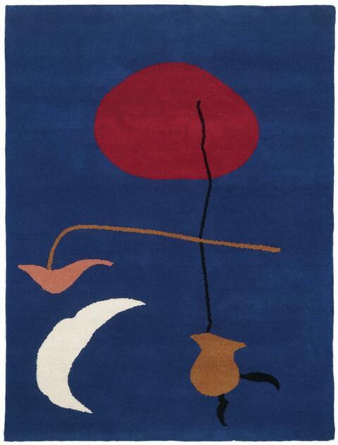 Nach Joan Miró - Danseuse Espagnol