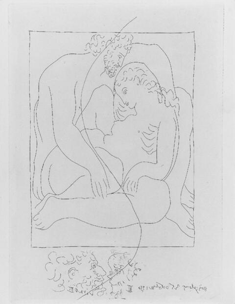 Pablo Picasso - Ovide. Les Métamorphoses