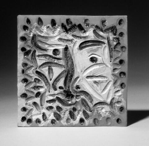 Pablo Picasso - Neptune foncé