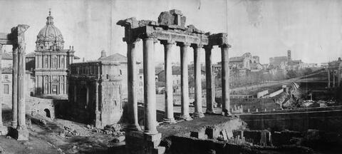 Tommaso Cuccioni - Forum Romanum