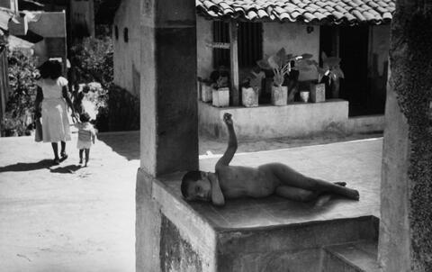 André Kertész - Acapulco, Mexiko