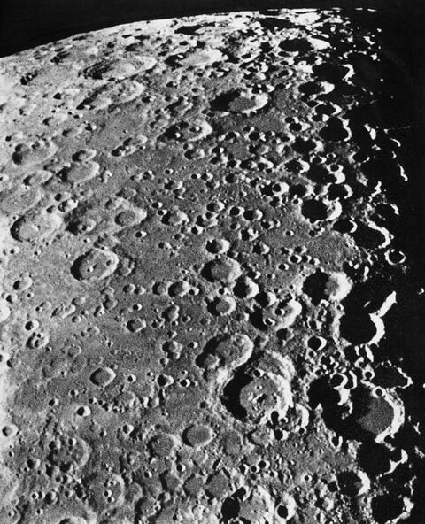 Maurice M. Loewy und M. Pierre Puiseux - Photographie lunaire. Boussingault - Vlacq - Maurolycus
